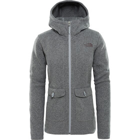 The North Face Crescent - Chaqueta Mujer - gris